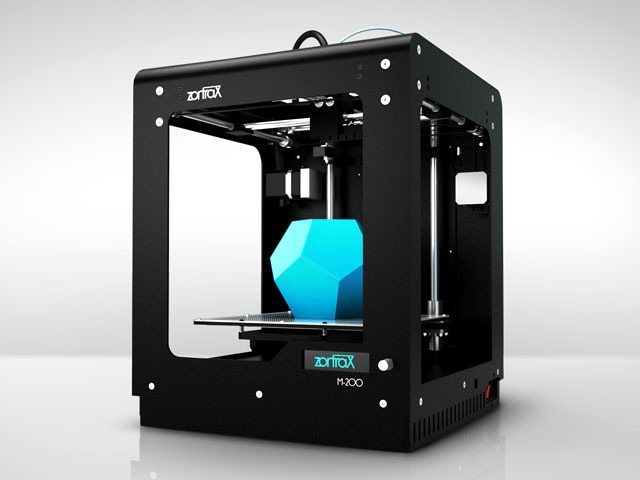 3D printing giant Zortrax is celebrating 100,000 Facebook fans by offering five spools of material and free worldwide shipping to anyone that buys an M200 printer.