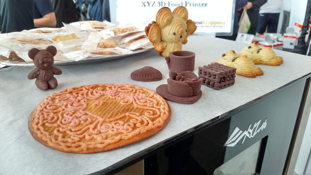 3D Printed Food - A Growing Market - 3D Printing Industry