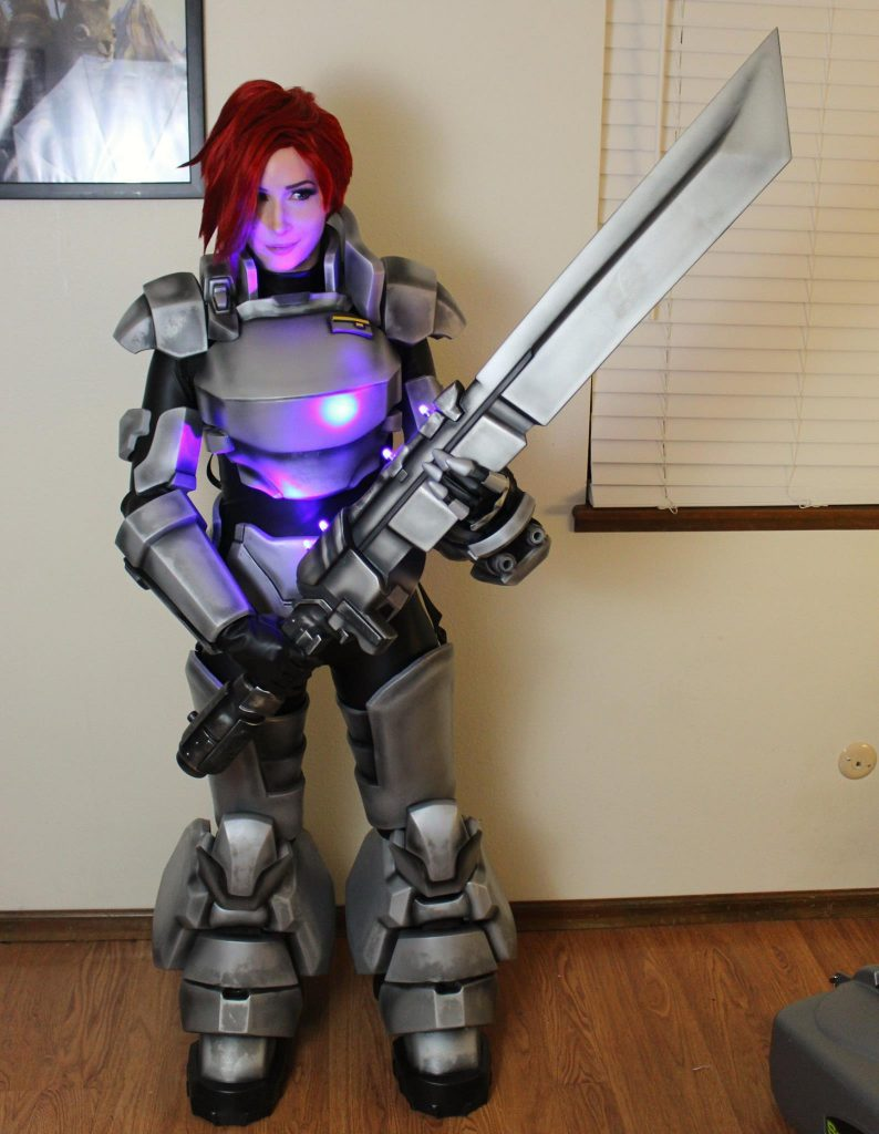 cosplay armor 3d printed