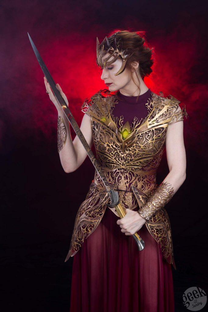 felicia day armor