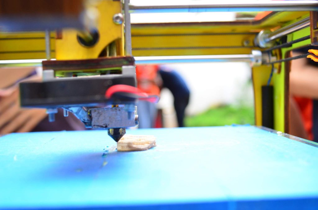 3D printing could take a step forward with new materials