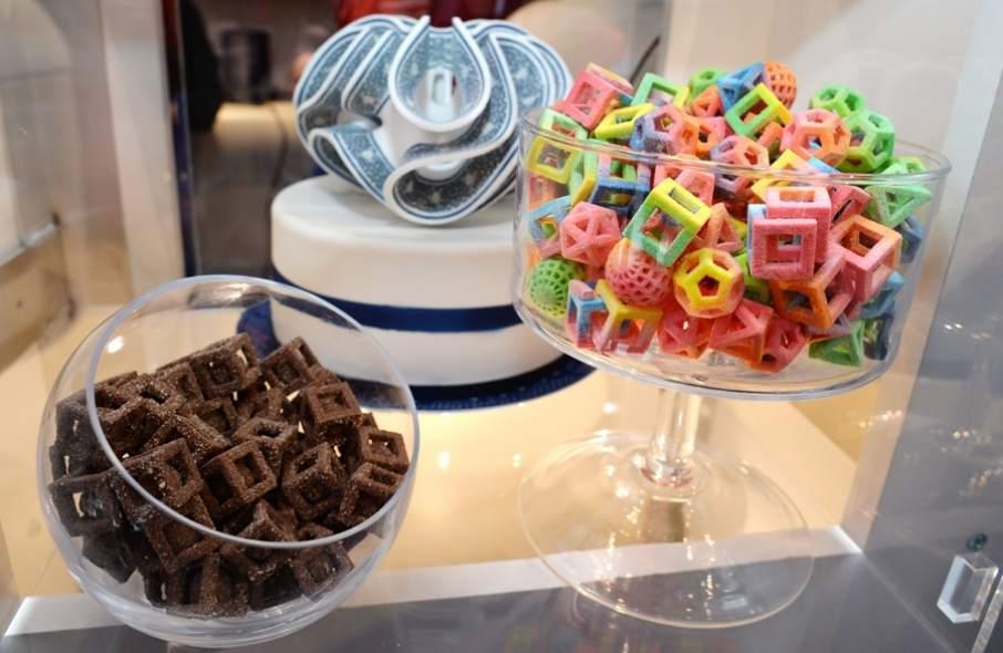 3D Printed Food - A Growing Market - 3D Printing Industry