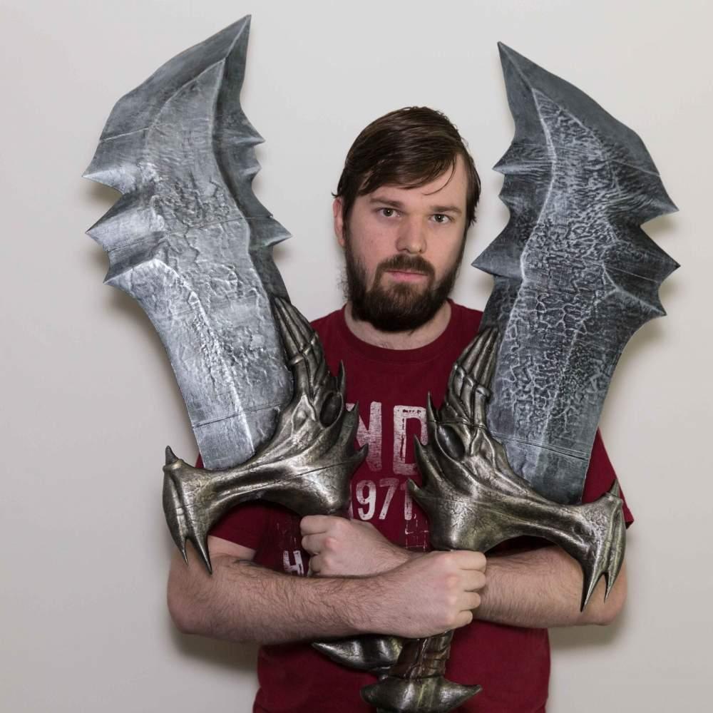 god of war blades of chaos