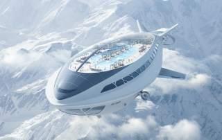 Dassault Systemes airship