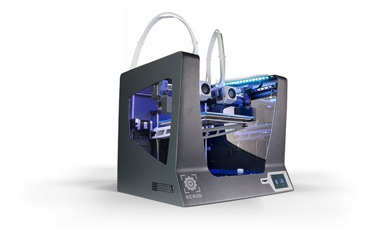 Here might appear an example of 3D printer