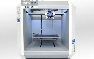 RepRap X150 industrial printer