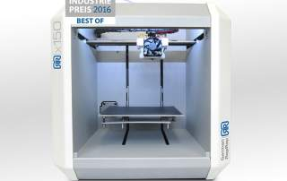 RepRap X150 industrial printer