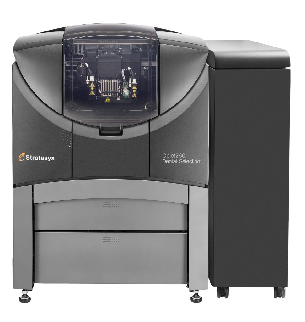 Stratasys 3D Printers can be found in the superlab