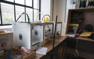 machines room