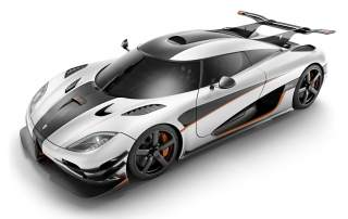 Koenigsegg, one example of 3D printing changing the car industry