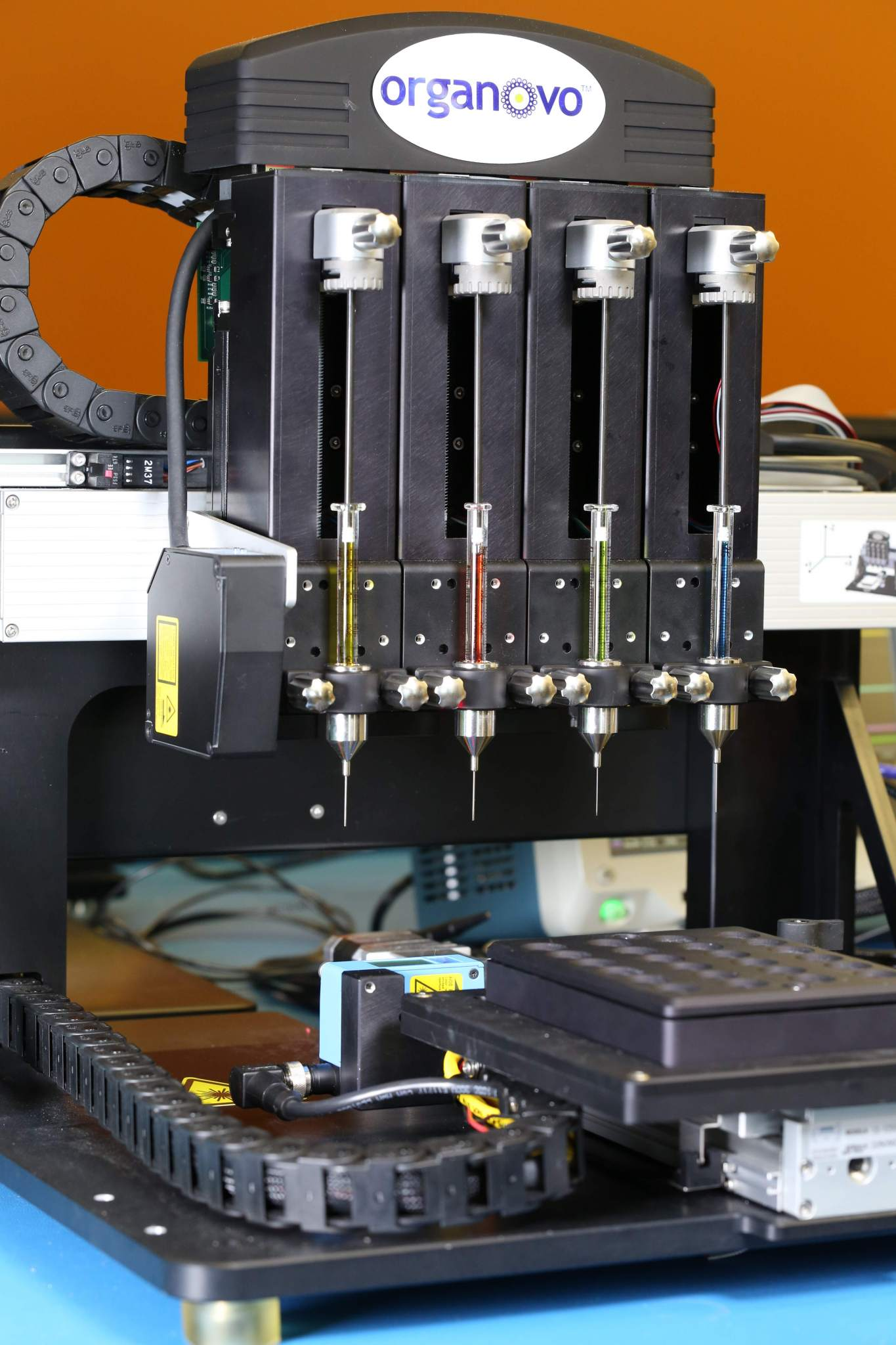 Organovo Bioprinter