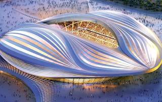 Qatar's World Cup stadiums are stunning, but 3D printing will make them better