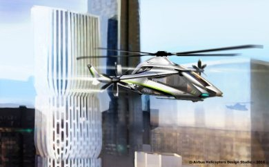 AIrbus working on next generation helciopters