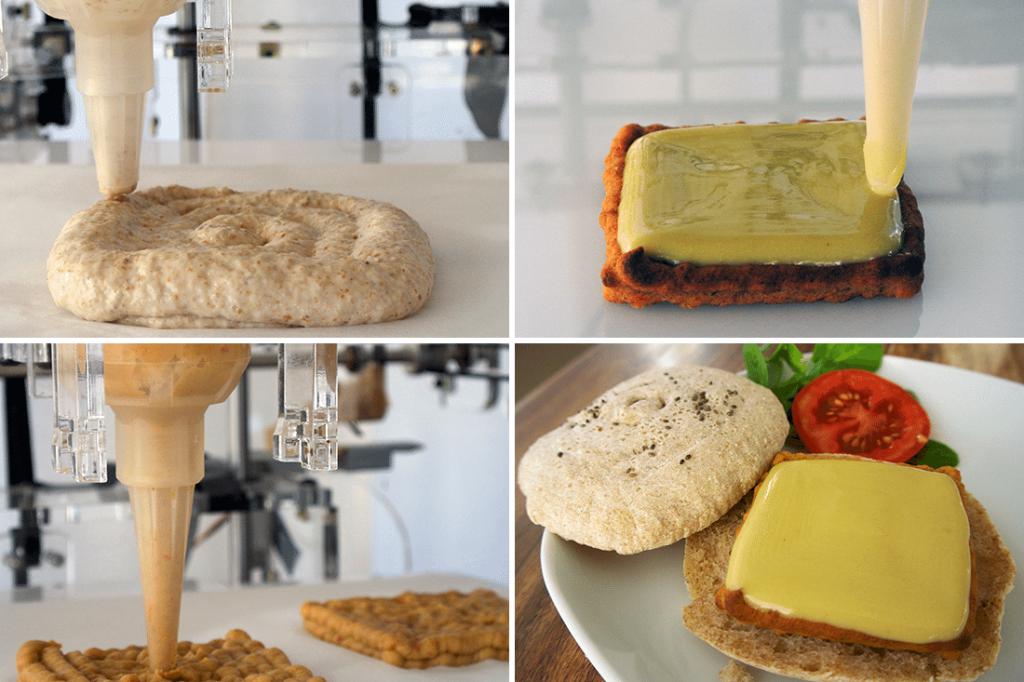 D Printed Food A Growing Market D Printing Industry - 3d printed edible food grows eat