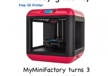 MyMiniFactory Giveaway