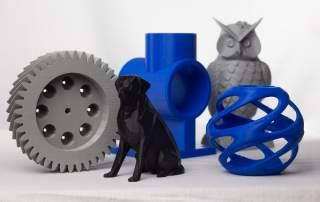 Breathe-3DP offers high-quality Nylon prints