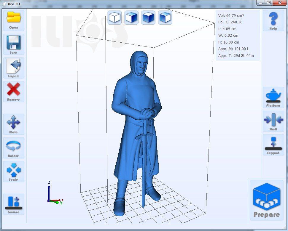 Ilios 3D Suite makes the software accessible