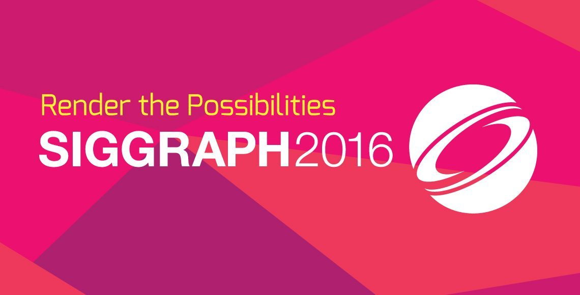 Here might appear the Siggraph 2016
