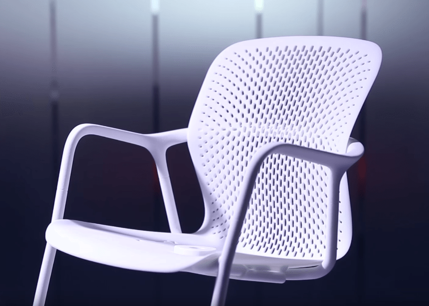 Iconic furniture designer embraces 3d printing 3d for Furniture 3d printer