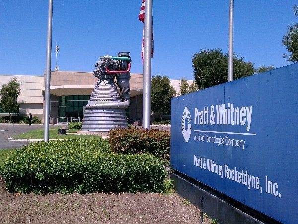 United Technologies Corp. said Monday it is selling Canoga Park-based Pratt & Whitney Rocketdyne, which helped propel the nation's exploration in space, to Sacramento-based GenCorp Inc. for $550 million. (Dean Musgrove/Staff Photographer)
