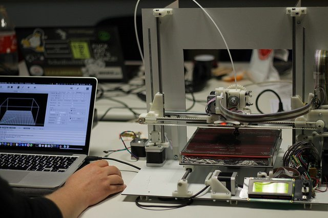 How a Small Business Can Benefit from Owning a 3D Printer