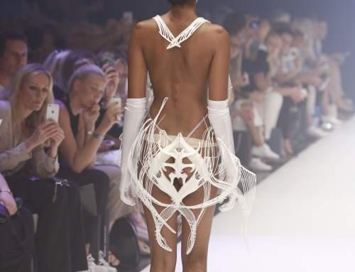 Beautiful 3D fashion by Voxelworld in Düsseldorf