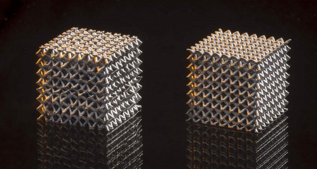 Metalysis Cubes