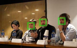 Facial recognition software is going to get scary