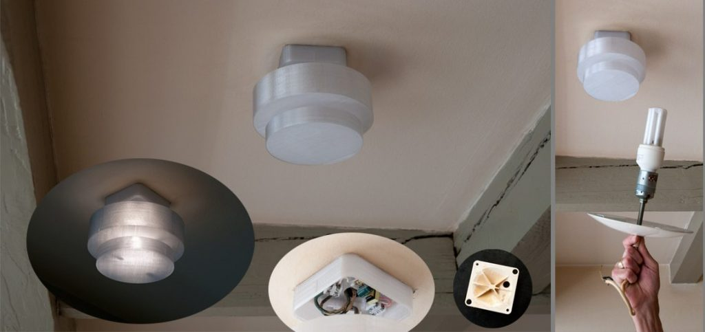 The energy saving jelly light is the first release from Kees Kamper's new business
