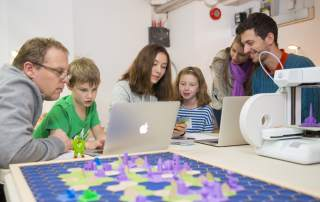 Printlab international, taking 3D printing into schools