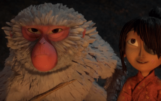 Kubo and the Two Strings relies on 3D printing, puppets and stop motion