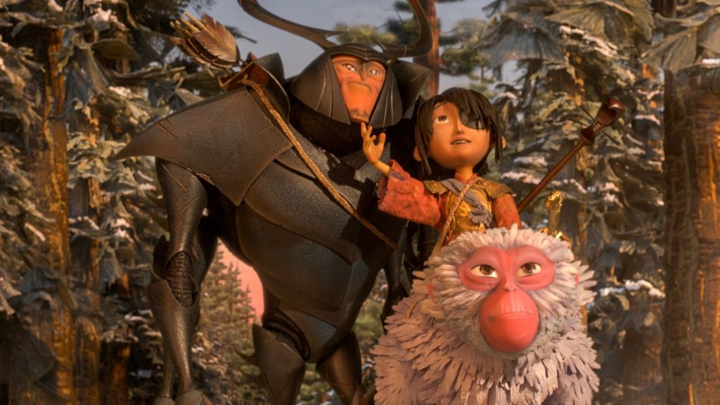 Kubo and the Two Strings, stop-motion puppetry and 3D printing combine