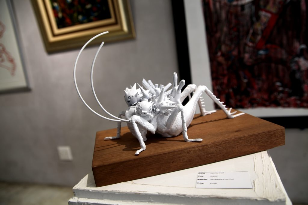 Parktown Prawn_Art Machina