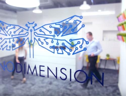 Nano Dimension prints elastic smart fabric and, it's electric!