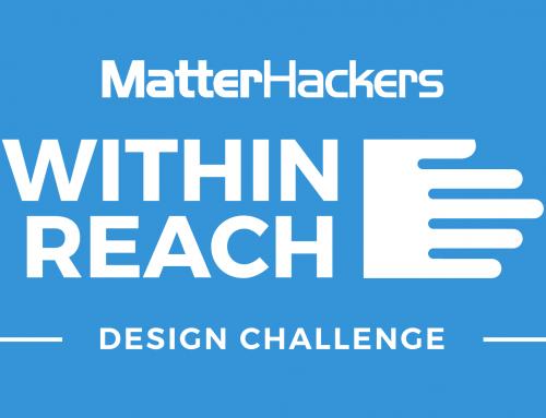 MatterHackers & Enablingthefuture.org Launch Summer Design Challenge