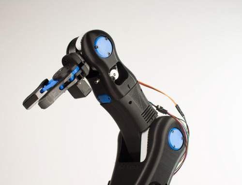 Anyone can 3D Print a Robot Arm!