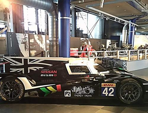 3D printed race car heads to Birmingham's Thinktank