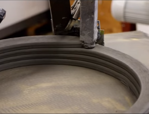 The Future of Concrete Printing with Imprimere AG