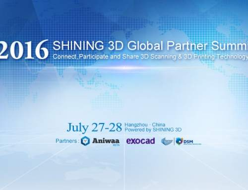 Shining 3D Global Partner Summit – A Global Event for Shining Professionals