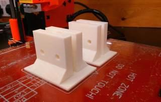 Leicester University has made a portable 3D printer