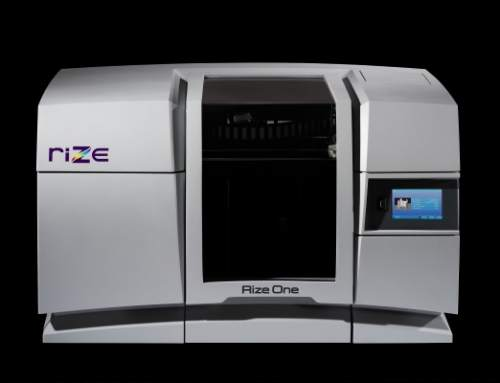 Rize™ One Brand New Printer, Making Innovational Leaps