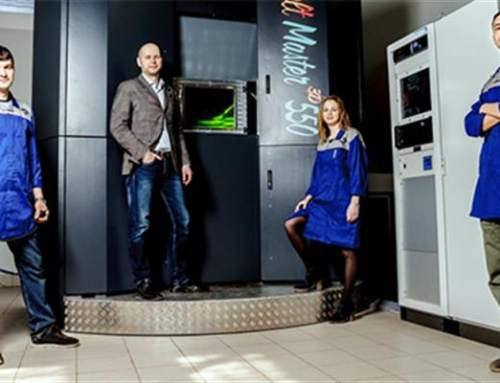 Russian nuclear agency builds industrial metal 3D printers!