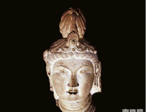 3D printing technology helps to restore the Tianlongshan Grottoes
