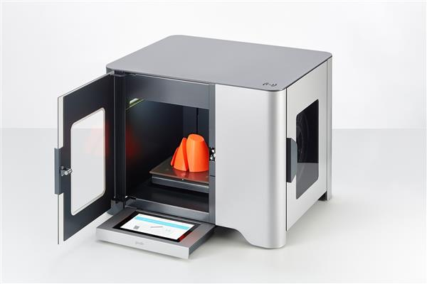 The YSoft educational printing device, the YSoft be3D eDee