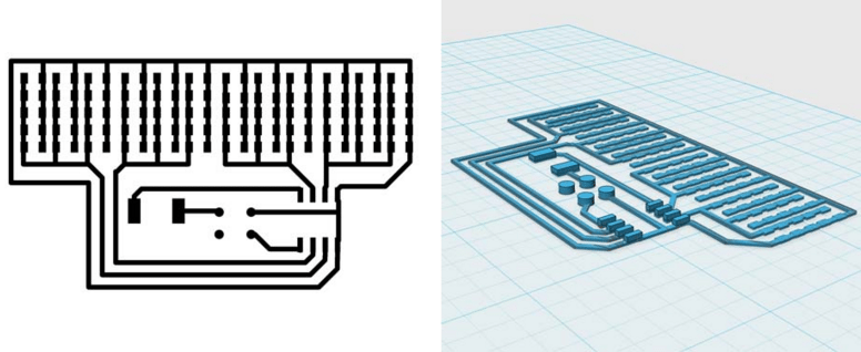 2D to 3D circuit design with Multi3D