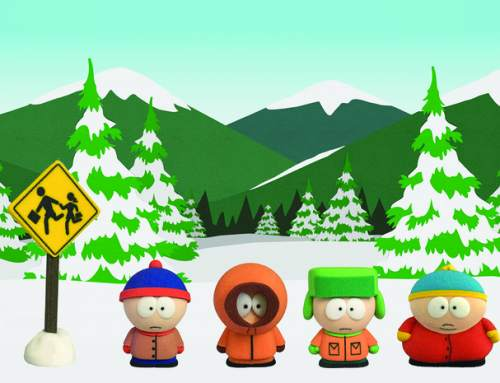 OMG, they killed Kenny! (now with 3D printing)
