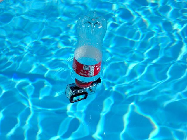Get those awesome underwater shots - hands free! Image: MyMiniFactory