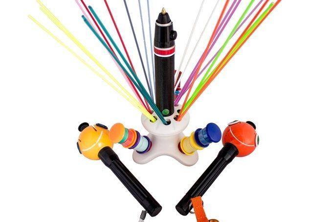 Filament holder for Renegade pen