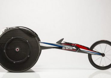 BMW Wheelchair for the US paralympic team