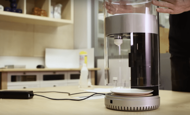 Columbia University is building a 3D food printing device